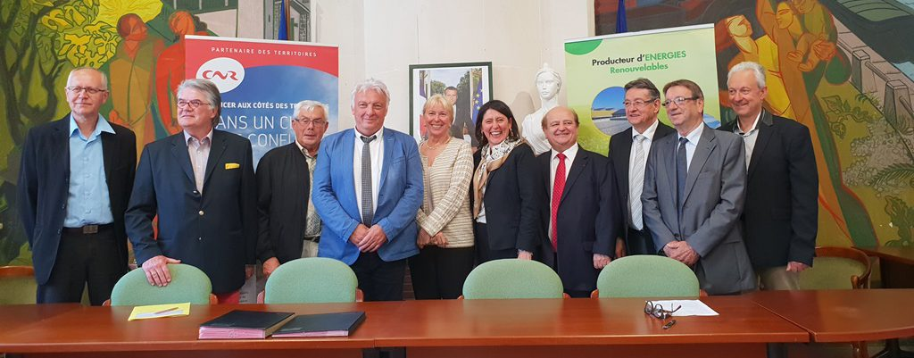 Partenariat Energie Rhône Vallée